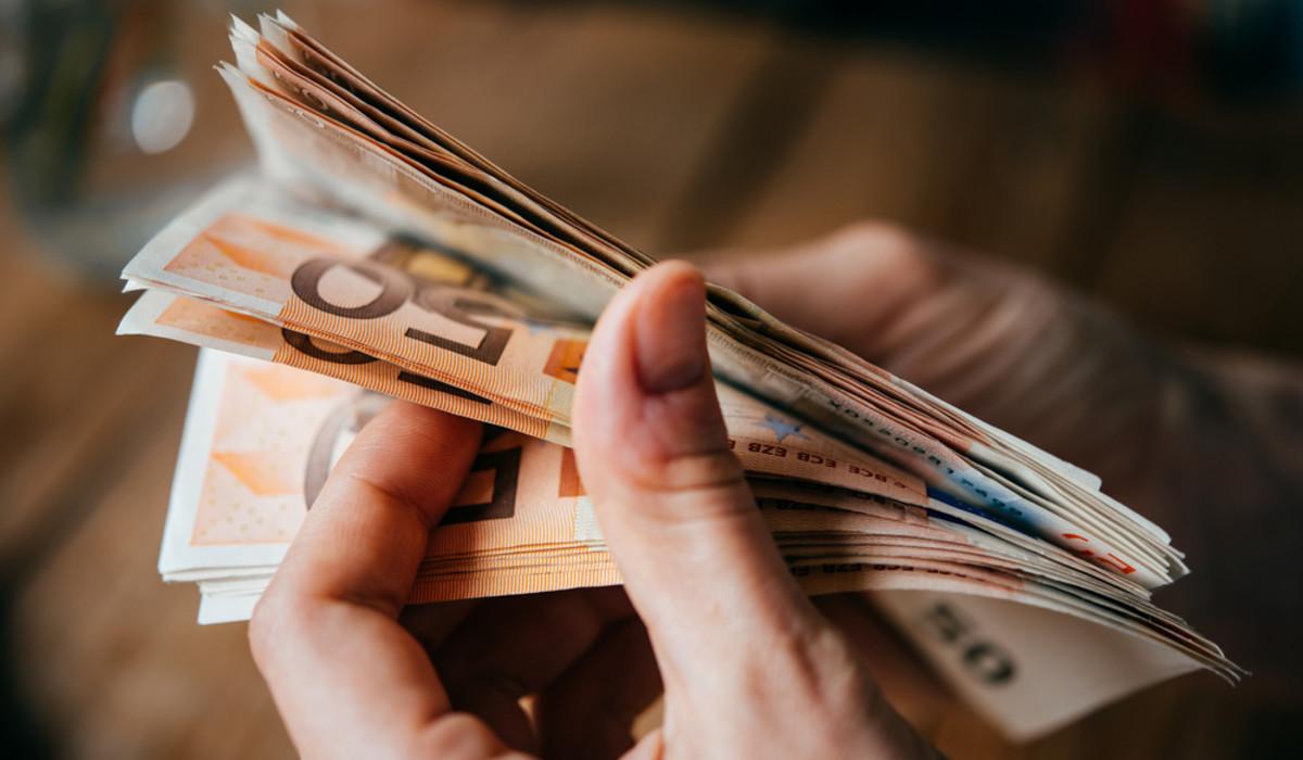 Da Luglio è vietato l'uso del denaro contante sopra i 2000 euro