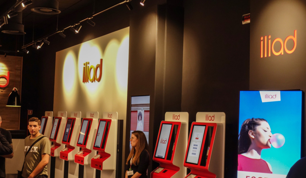 Le offerte telefonia mobile Iliad a Marzo 2020